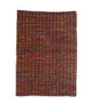 RugStudio presents Ragtime Helix 78907 Punch Rag Area Rug