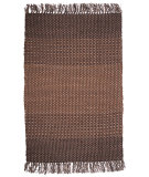 RugStudio presents Rugstudio Sample Sale 64507R Brown Rag Area Rug