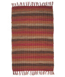RugStudio presents Ragtime Lido Red Rag Area Rug