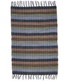RugStudio presents Ragtime Lido 64514 Tide Rag Area Rug