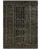 RugStudio presents Ralph Lauren Kenya RLR5112A Black Hand-Knotted, Better Quality Area Rug