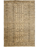 RugStudio presents Ralph Lauren Kenya RLR5112B White/Off White/Cream/Ivory Hand-Knotted, Better Quality Area Rug