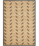 RugStudio presents Ralph Lauren Holden Chevron RLR6015A Buffalo Hand-Hooked Area Rug