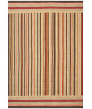 RugStudio presents Ralph Lauren Martine Stripe RLR6016A Harvest Hand-Hooked Area Rug