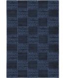 RugStudio presents Ralph Lauren Alistair Tiles RLR6671D Saphire Hand-Knotted, Best Quality Area Rug