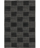 RugStudio presents Ralph Lauren Alistair Tiles RLR6671E Onyx Hand-Knotted, Best Quality Area Rug