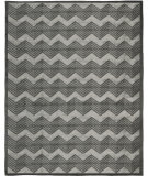 RugStudio presents Ralph Lauren Monroe Chevron RLR6725C Platinum Hand-Knotted, Best Quality Area Rug