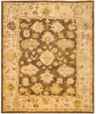 RugStudio presents Ralph Lauren Langford RLR6845A Vintage Sepia Hand-Knotted, Best Quality Area Rug