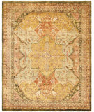 RugStudio presents Ralph Lauren Reynolds RLR6935A Summer Melon Hand-Knotted, Best Quality Area Rug