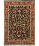 RugStudio presents Ralph Lauren Wexford RLR7611B Antique Brown Hand-Knotted, Best Quality Area Rug