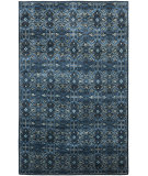 RugStudio presents Ralph Lauren Sheldon RLR7732A Chatham Blue Hand-Knotted, Best Quality Area Rug