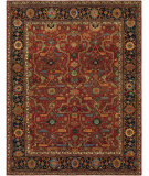 RugStudio presents Ralph Lauren Richmond RLR9551A Vintage Red Hand-Knotted, Best Quality Area Rug
