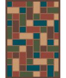 RugStudio presents Regence Home Wellington Savannah Stone Machine Woven, Good Quality Area Rug