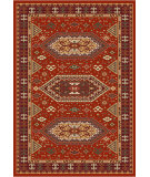 RugStudio presents Regence Home Malmesbury Morocco Red Machine Woven, Good Quality Area Rug