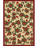 RugStudio presents Regence Home Winchester Kashmir Byzantine Machine Woven, Good Quality Area Rug