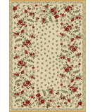 RugStudio presents Regence Home Malmesbury Anemone Gold Machine Woven, Good Quality Area Rug