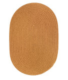 RugStudio presents Rhody Rugs Wearever S036 New Gold Braided Area Rug