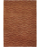 RugStudio presents Rizzy Avant-Garde AG-1880 Redoxide Hand-Knotted, Best Quality Area Rug