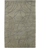 RugStudio presents Rizzy Avant-Garde AG-1884 Gunmetal Hand-Knotted, Best Quality Area Rug