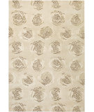RugStudio presents Rizzy Avant-Garde AG-1886 Lightgold Hand-Knotted, Best Quality Area Rug