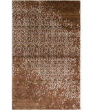 RugStudio presents Rizzy Avant-Garde AG-2548 Rust Hand-Knotted, Best Quality Area Rug