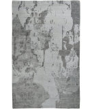 RugStudio presents Rizzy Avant-Garde Ag2759 Silver Hand-Knotted, Best Quality Area Rug