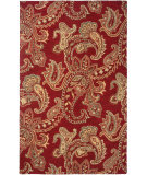 RugStudio presents Rizzy Ashlyn Al2651 Red Hand-Tufted, Good Quality Area Rug