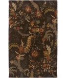 RugStudio presents Rizzy Bentley Bl2681 Brown Hand-Tufted, Good Quality Area Rug