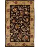 RugStudio presents Rizzy Bentley Bl2693 Brown/Tan Hand-Tufted, Good Quality Area Rug
