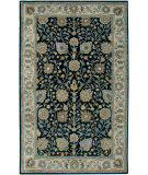 RugStudio presents Rizzy Bentley Bl3136 Blue/Ivory Hand-Tufted, Good Quality Area Rug