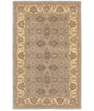 RugStudio presents Rizzy Bentley Bl8446 Gray/Beige Hand-Tufted, Good Quality Area Rug