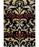 RugStudio presents Rizzy Bayside Bs3575 Black Machine Woven, Good Quality Area Rug