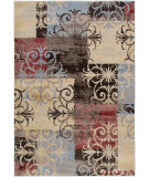 RugStudio presents Rizzy Bayside Bs3591 Multi Machine Woven, Good Quality Area Rug