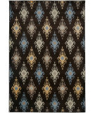 RugStudio presents Rizzy Bayside Bs3648 Brown Machine Woven, Good Quality Area Rug