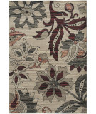 RugStudio presents Rizzy Bayside Bs3652 Ivory Machine Woven, Good Quality Area Rug