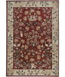 RugStudio presents Rizzy Bayside Bs3679 Red Machine Woven, Good Quality Area Rug