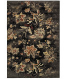 RugStudio presents Rizzy Bayside Bs4010 Black Machine Woven, Good Quality Area Rug
