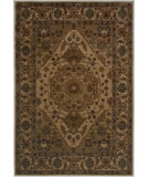 RugStudio presents Rizzy Bellevue Bv3206 Ivory Machine Woven, Good Quality Area Rug