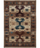 RugStudio presents Rizzy Bellevue Bv3705 Beige Machine Woven, Good Quality Area Rug