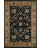RugStudio presents Rizzy Bellevue Bv3714 Blue Machine Woven, Good Quality Area Rug