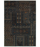 RugStudio presents Rizzy Bellevue Bv3954 Blue Machine Woven, Good Quality Area Rug