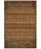 RugStudio presents Rizzy Bellevue Bv3971 Brown Machine Woven, Good Quality Area Rug
