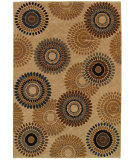 RugStudio presents Rizzy Bellevue Bv3974 Beige Machine Woven, Good Quality Area Rug