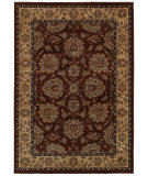 RugStudio presents Rizzy Bellevue Bv3978 Brown Machine Woven, Good Quality Area Rug