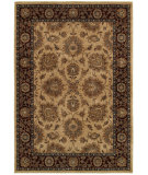 RugStudio presents Rizzy Bellevue Bv3979 Beige Machine Woven, Good Quality Area Rug
