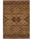 RugStudio presents Rizzy Bellevue Bv3992 Brown Machine Woven, Good Quality Area Rug