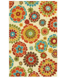 RugStudio presents Rizzy Cabana Cb4105 Multi Hand-Tufted, Good Quality Area Rug