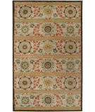 RugStudio presents Rizzy Camden Cd3009 Beige/Brown Hand-Tufted, Good Quality Area Rug