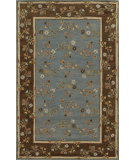 RugStudio presents Rizzy Camden Cd8222 Gray/Brown Hand-Tufted, Good Quality Area Rug