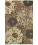 RugStudio presents Rizzy Camden Cd8278 Light/Gray Hand-Tufted, Good Quality Area Rug